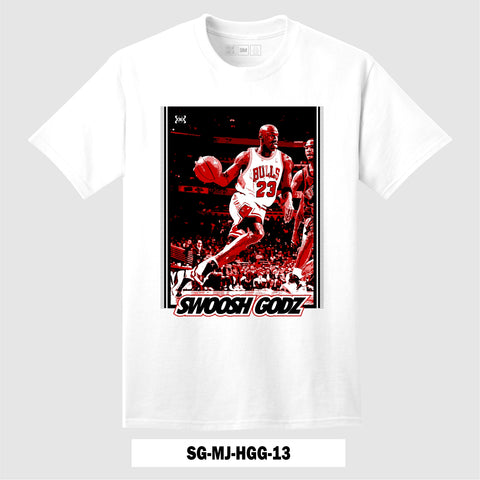 SG-MJ-HGG-13 (WHITE T-Shirt)