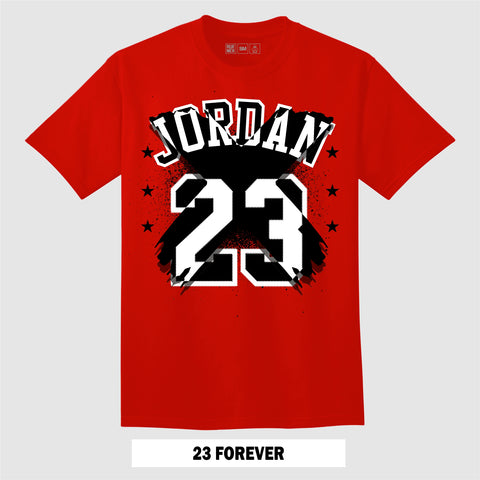 23 FOREVER (Red T-Shirt)