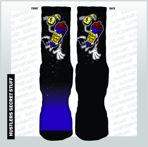 HUSTLERS SECRET STUFF (SOCKS)