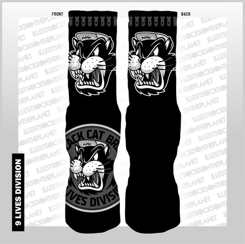 9 LIVES DIVISION (SOCKS)
