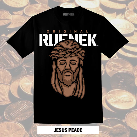 JESUS PEACE (BLACK SHIRT)