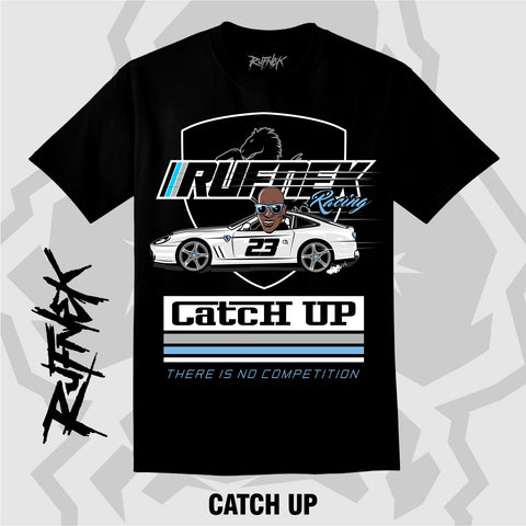 CATCH UP (BLACK SHIRT)