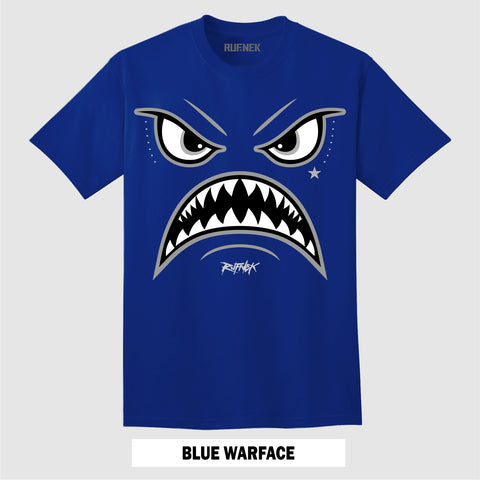 BLUE WARFACE (ROYAL)