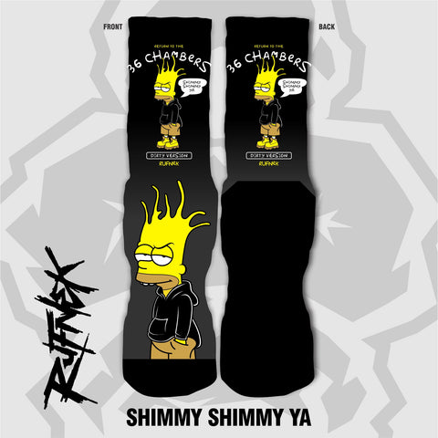 SHIMMY SHIMMY YA (SOCKS)