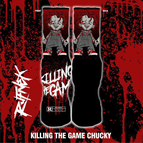 CHUCKY-KILLING THE GAME 2016 (SOCKS)