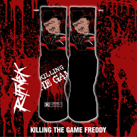 FREDDY-KILLING THE GAME 2016 (SOCKS)