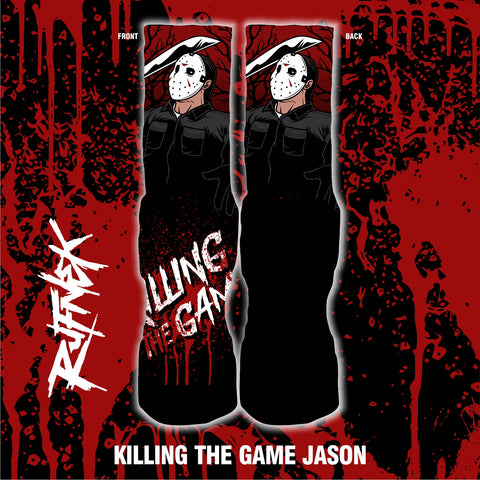 JASON-KILLING THE GAME 2016 (SOCKS)