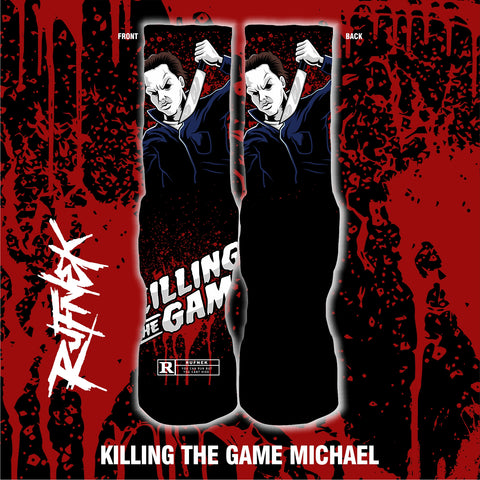 MICHAEL-KILLING THE GAME 2016 (SOCKS)