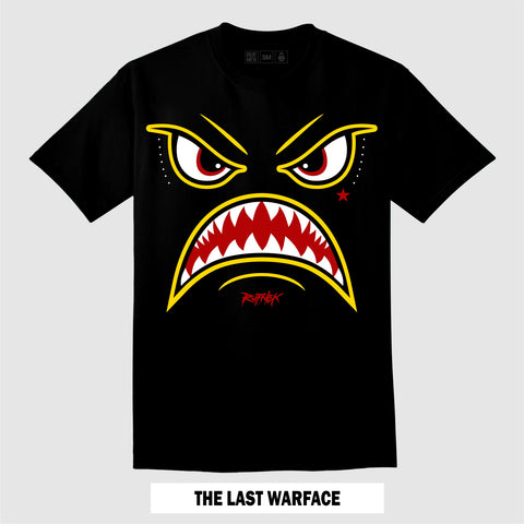 THE LAST WARFACE (Black T-Shirt)