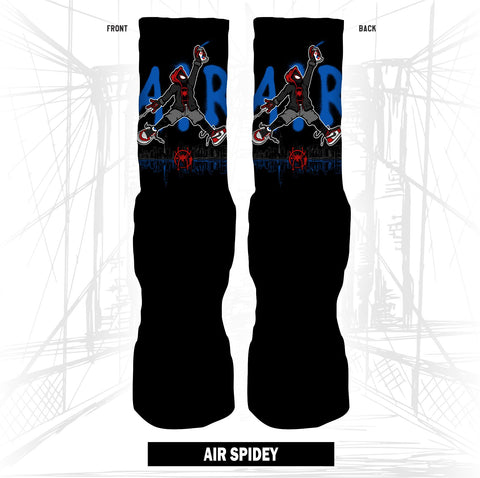 AIR SPIDEY (SOCKS)