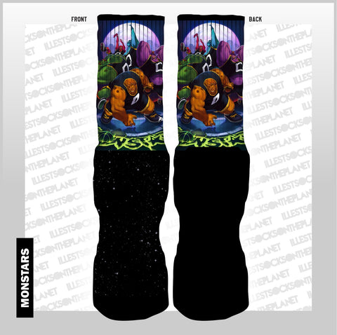 MONSTARS (SOCKS)