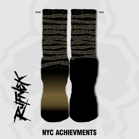 NYC ACHIEVEMENTS (SOCKS)