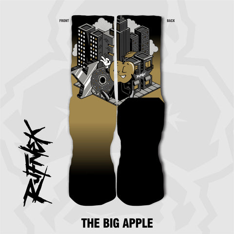 THE BIG APPLE (SOCKS)