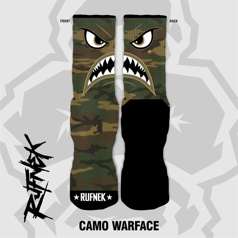 WARFACE CAMO (SOCKS)
