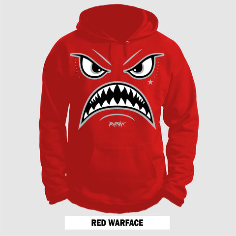 RED WARFACE (HOODIE)
