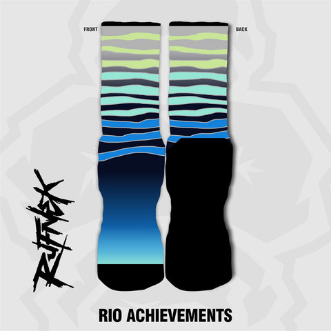 RIO X ACHIEVEMENTS (SOCKS)