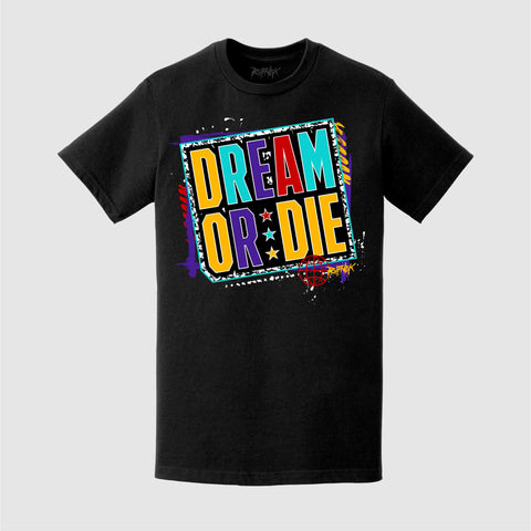 DO or DIE (BLACK TEE)