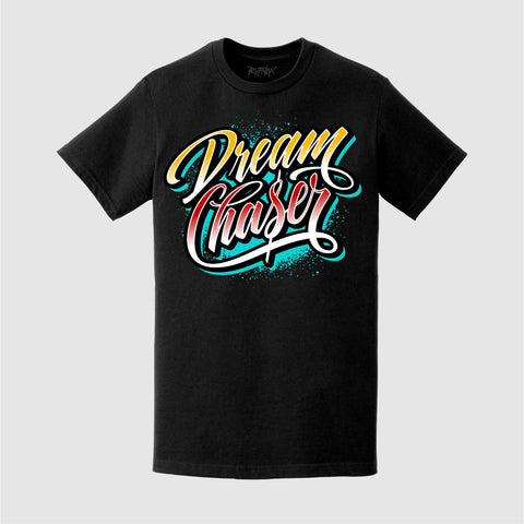 Dream Chaser (BLACK TEE)