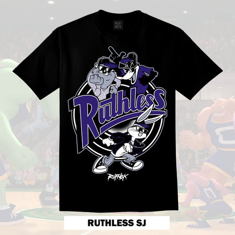 RUTHLESS (BLACK SHIRT)