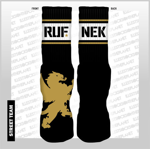STREET TEAM -GOLD- (SOCKS)