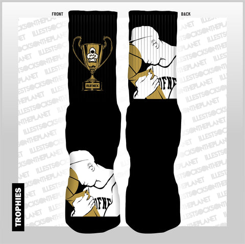 TROPHIES -GOLD- (SOCKS)