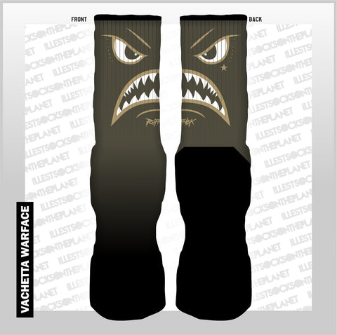 VACHETTA WARFACE (SOCKS)