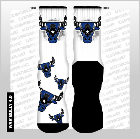 MOTORSPORT WAR BULLY 4.0 (SOCKS)