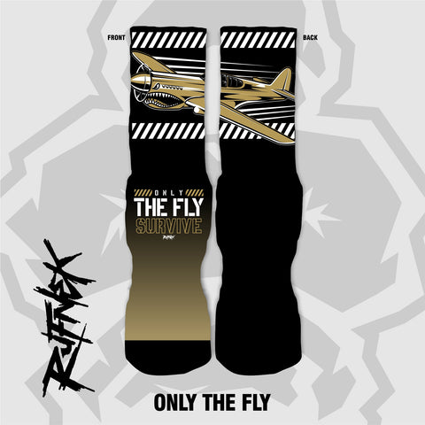 ONLY THE FLY (SOCKS)