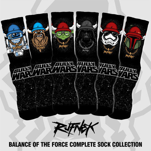 BULLY WARS PACK (SOCKS)