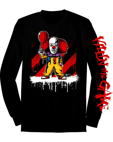 PENNYWISE KILLIN' THE GAME (LONG SLEEVE)