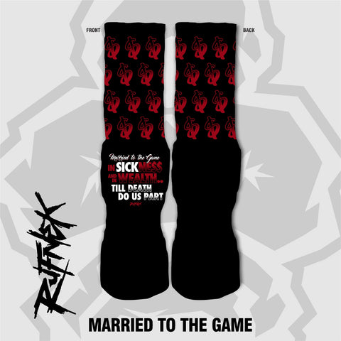 MARRIED TO THE GAME (SOCKS)