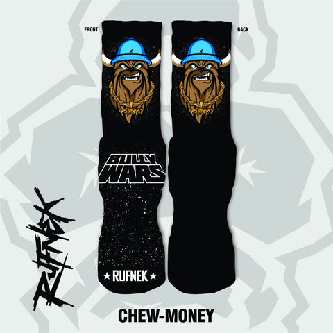 CHEW MONEY - BULLY WARS (SOCKS)