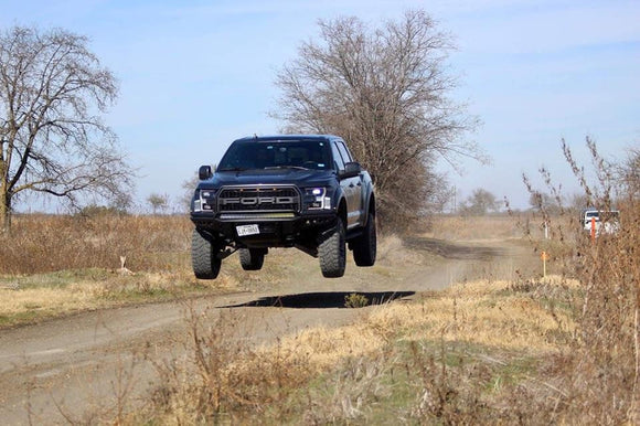 Monster Tuned F150 Raptor Cobb Tune Sponsorship