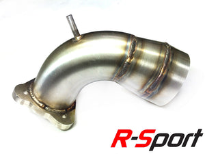 Fiesta ST Large Bore Intake Elbow for Hybrid or Stock Turbo