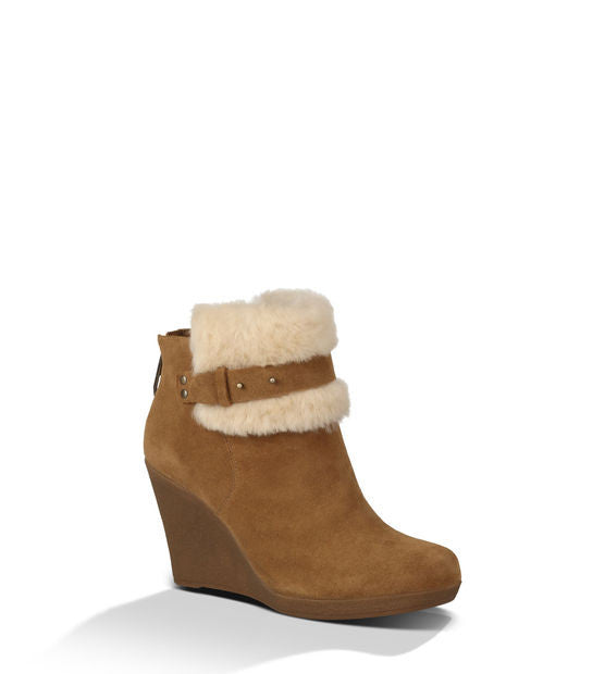 UGG ANTONIA BOOT IN CHESTNUT - decadenceboutique - 1
