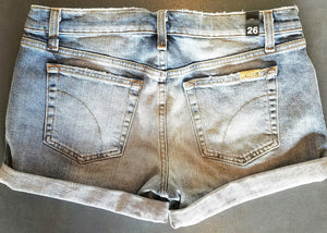 JOE'S SUPER CHIC LIGHT ROLLED SHORTS - decadenceboutique - 1