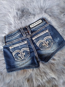 ROCK REVIVAL ALANIS H402 SHORTS