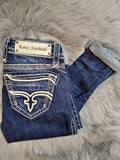 ROCK REVIVAL POLLY SKINNY JEANS