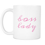 BOSS LADY 11OZ COFFEE MUG - decadenceboutique - 2