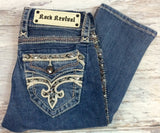 ROCK REVIVAL HANS J402 STRAIGHTJEANS - decadenceboutique