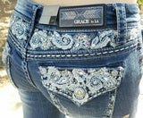 GRACE IN L.A. RIP CURRENT BOOTCUT JEANS - decadenceboutique - 3