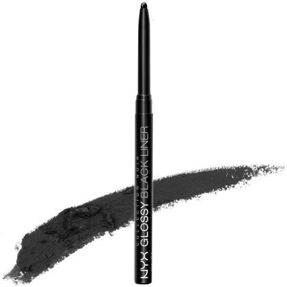 NYX GLOSSY BLACK LINER - decadenceboutique