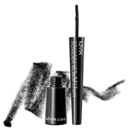 NYX POWDER BLACK LINER - decadenceboutique