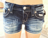 ROCK REVIVAL ANAIS H8 SHORTS - decadenceboutique - 4