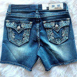 GRACE IN L.A WINTER BLOOM EASY SHORTS - decadenceboutique - 1
