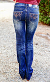 GRACE IN L.A. ROCKY MOUNTAIN EASY BOOTCUT JEANS - decadenceboutique - 4