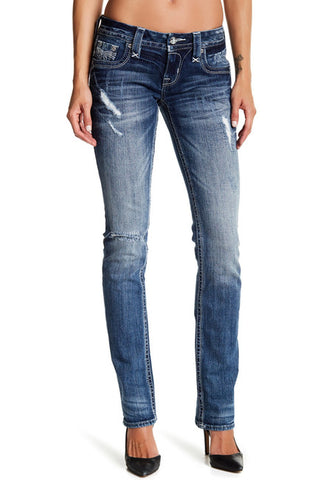 ROCK REVIVAL ALIVIA J205 JEANS