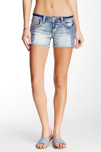 GRACE IN L.A. DESERT SUNSET SHORTS - decadenceboutique - 1