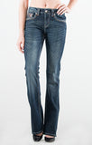 GRACE IN L.A RUSTIC GLAM EASY BOOTCUT JEANS - decadenceboutique - 3