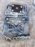 MISS ME AZTEC SHORTS